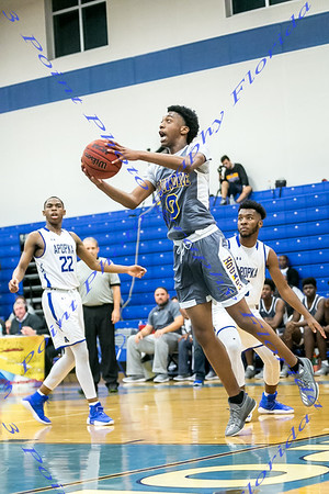 Apopka HS vs. Auburndale HS - 7 pm Jan 15, 2018