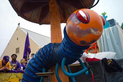 Pensacola FL Mardi Gras