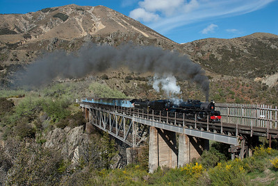 New Zealand Steam