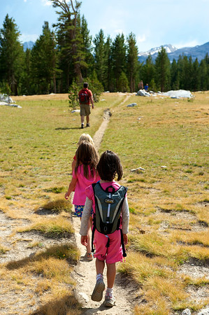 Tuolumne Meadows, Labor Day trips