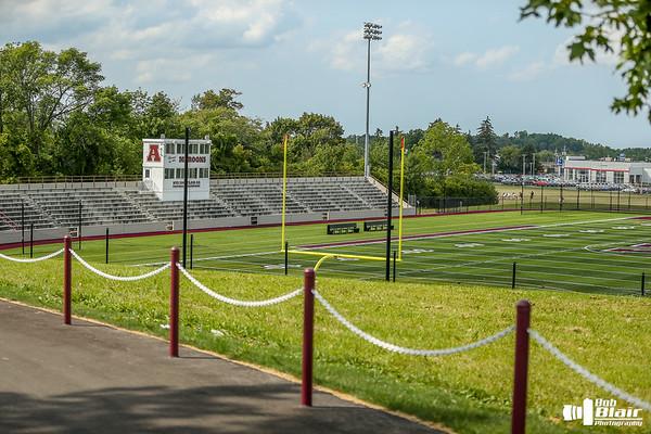 2017 Auburn Holland Stadium  8-30-17