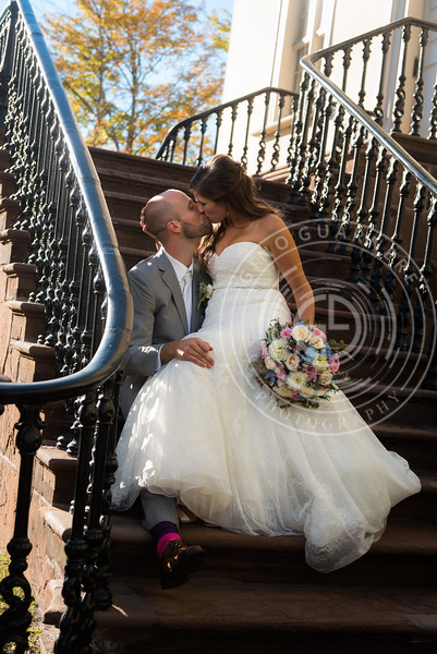 Jarod and Lauren's Bethlehem Wedding by Gino Guarnere
