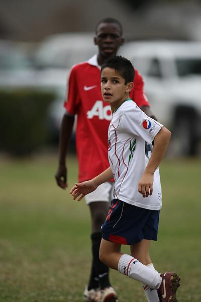 Chivas 98 vs Manchester United