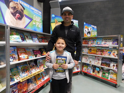 PCY Families Flock to the Book Fair