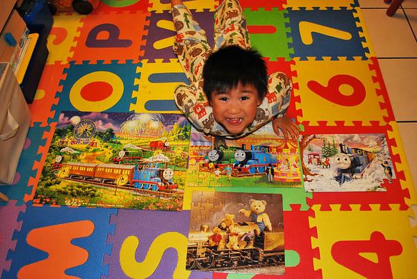 angelo's puzzles