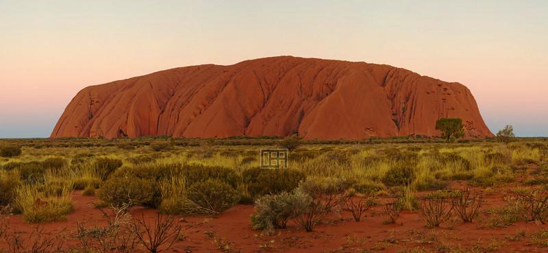 Alice Springs, Kings Canyon, Uluru, Kata Tjuta