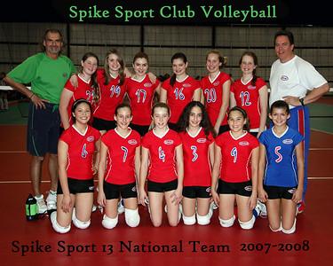 Spike Sport 13