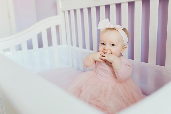 Milestone: Baby E 10 months