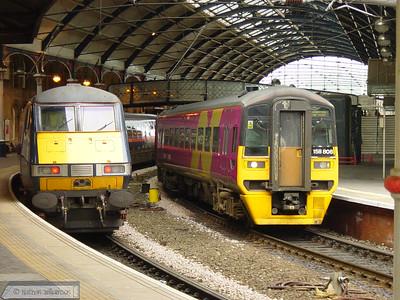 2004 - Transpennine Express