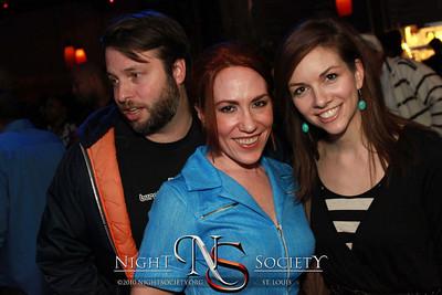 Saturdays at LOLA featuring King Britt 03-03-2012