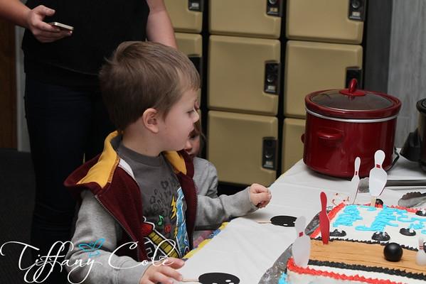 Carter 5th Birthday