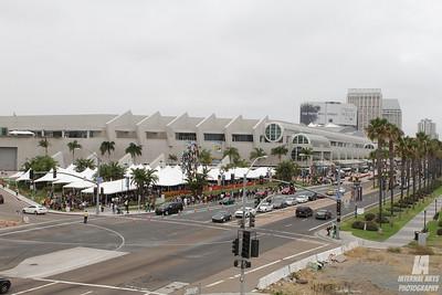San Diego Comic Con 2013 Day 1