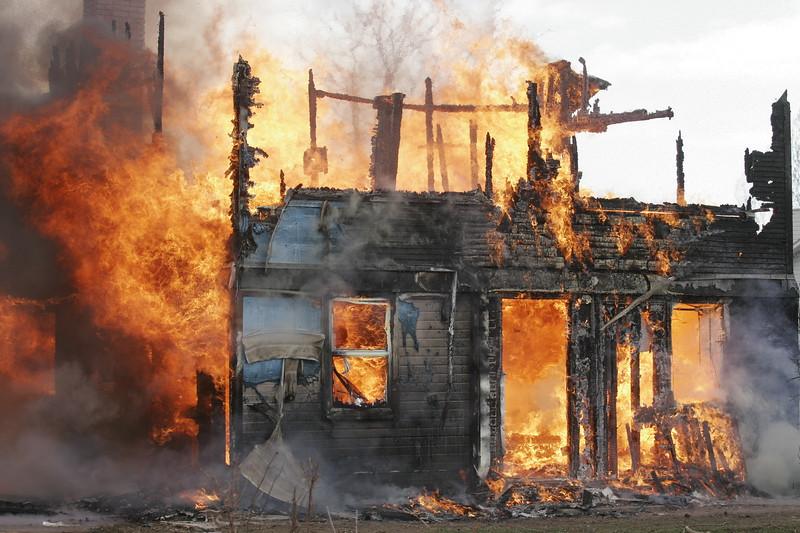 House Fire Boise V