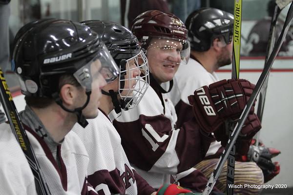 South Saint Paul Alumni Hockey 2020