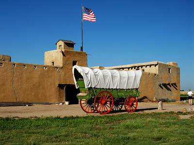 Bent's Old Fort, Colorado, Aug 21