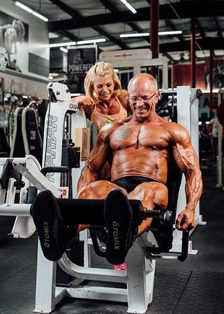 Jeff & Sara 2018 Ky Muscle