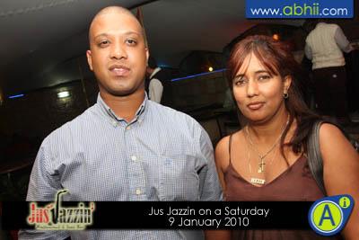 Jus Jazzin - 9th Jan 2010