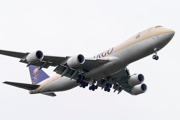 HZ-A14 - Boeing 747-87U/F