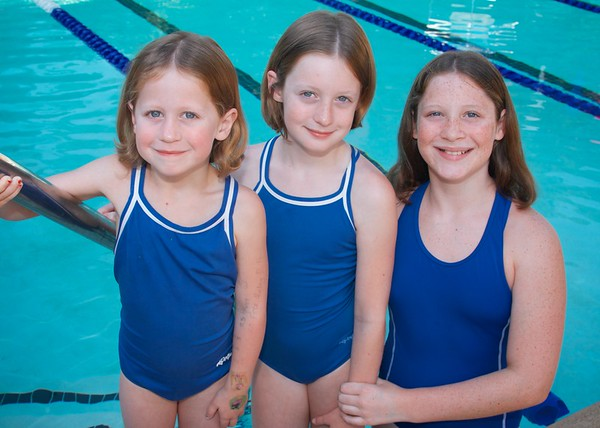 Heritage Farms Swim Team 2018