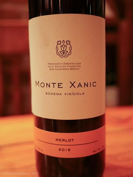 Mexico makes nice wine now!