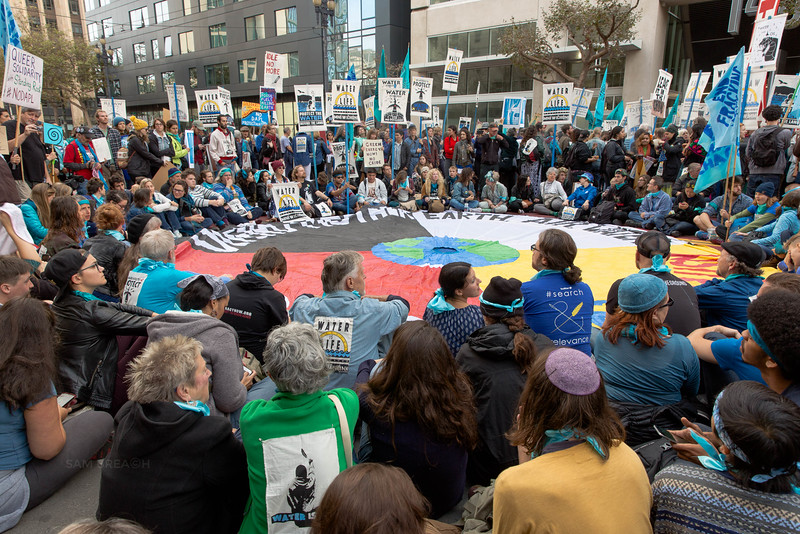 20161115 - 974C6679 -#noDAPL Standing with Standing Rick Day of Action San Francisco - photographed by Sam Breach 2016 - 2048 short edge.jpg