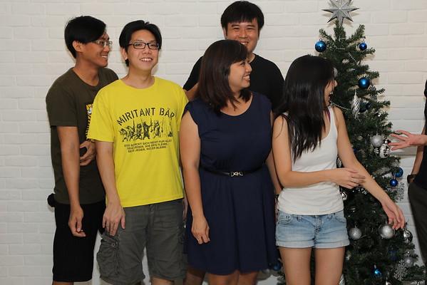 141214 - Friends Gathering