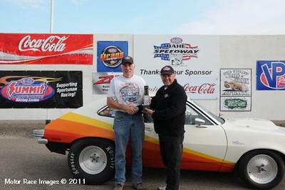 Oahe Speedway Shootout Races June 11, 2011