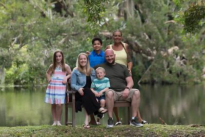 Kat's family