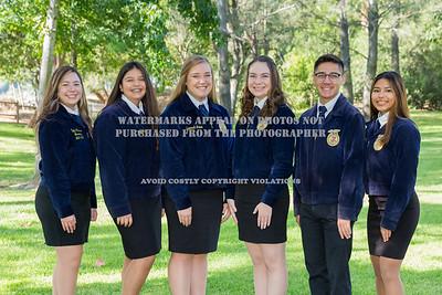 Sonora Officer Team 2020-2021