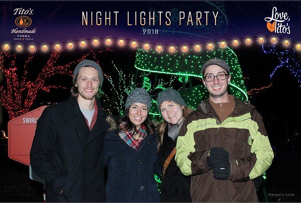 12.8.2018 - Tito's Night Lights Party