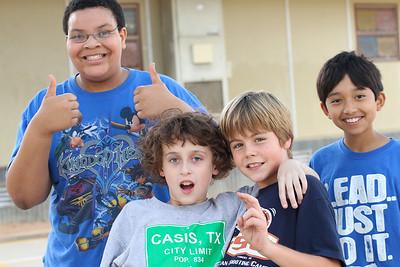 2011-2012 Chauvin Fifth Grade