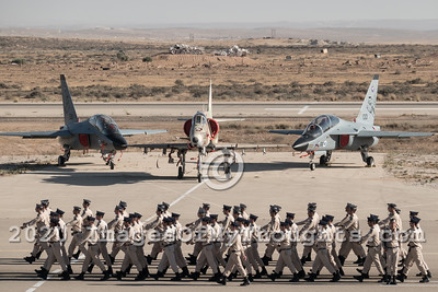 20190627 Israel Air Force Flight Course Graduation Ceremony