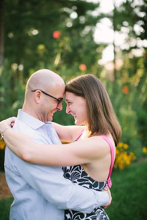 Diane & Zach - Engagement