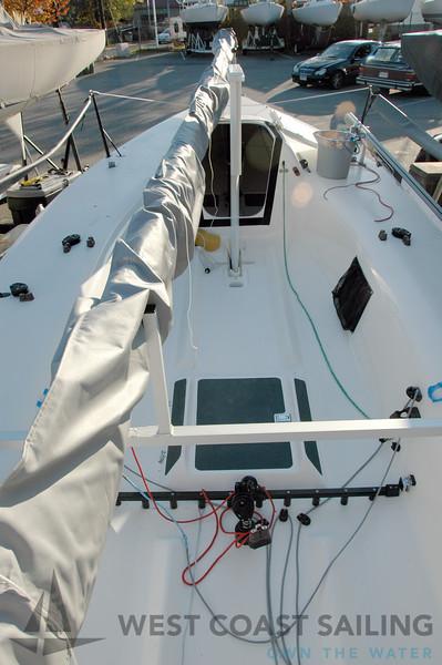 Melges 24 USA 751 Sailboat Photo Gallery