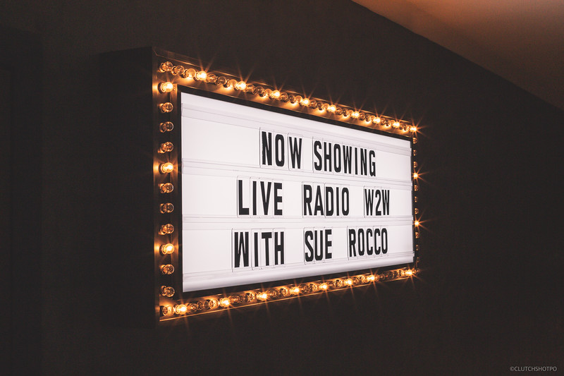 Women To Watch with Sue Rocco Live at Fitler Club