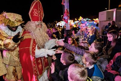 Lichtstoet en Sinterklaas 2017 - Sinterklaasfeest