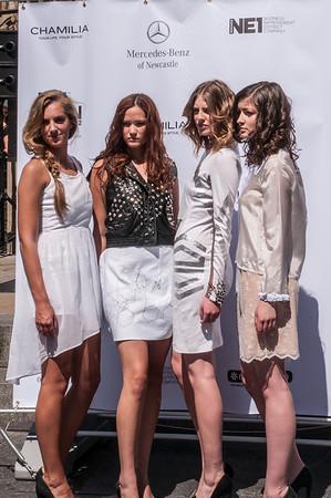 Newcastle Fashion Week May/June 2012