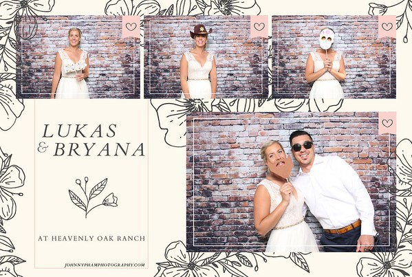 Lukas&Bryana's Wedding 6-30-18