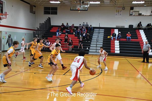 Basketball at Hampton-Dumont-CAL