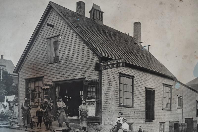 how it was - Ironworks distillery, Lunenburg