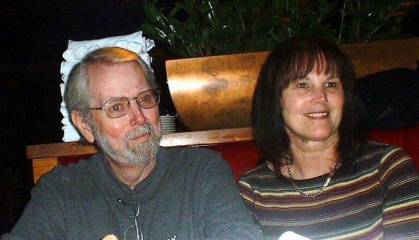 Birthdays, Jim and Linda 2002