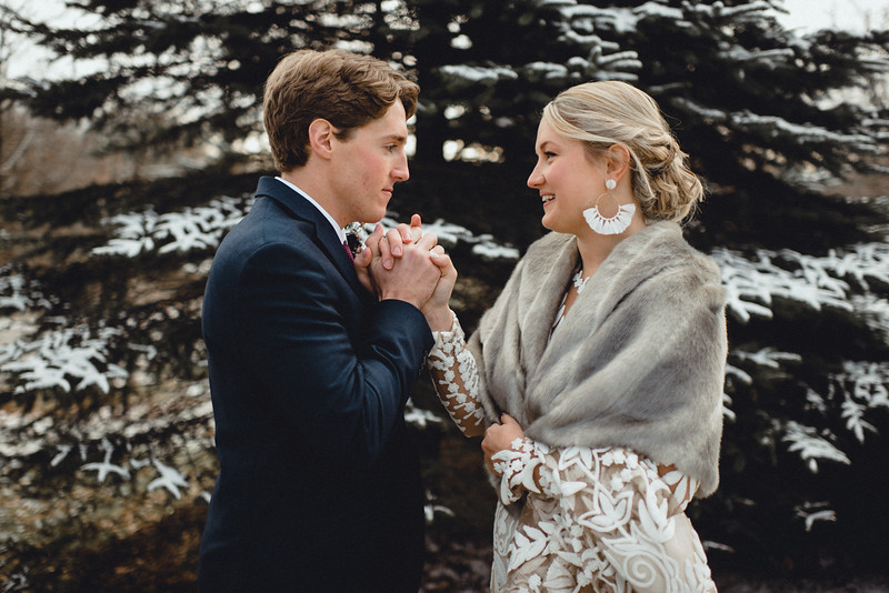 Requiem Images - Luxury Boho Winter Mountain Intimate Wedding - Seven Springs - Laurel Highlands - Blake Holly -579.jpg