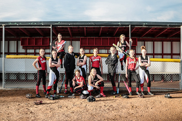 Kimberly Softball