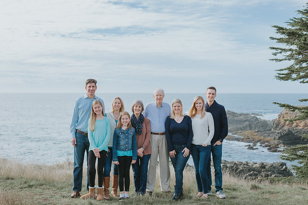 McKinley Family 2017
