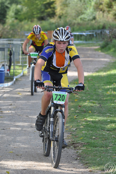 Beneluxkampioenschappen Mountainbike Funklasse Jeugd