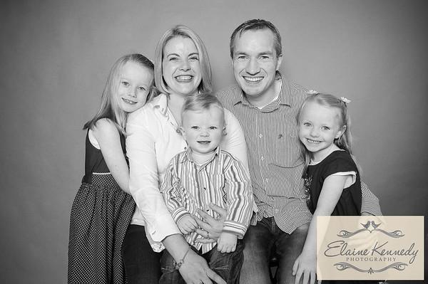 Marie Dorgan & family
