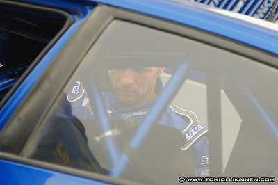 09.07.2008   Petter Solberg -  Rally Finland Tests