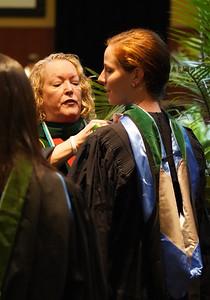 PA Hooding Ceremony