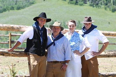 Greer Trek Family Pics