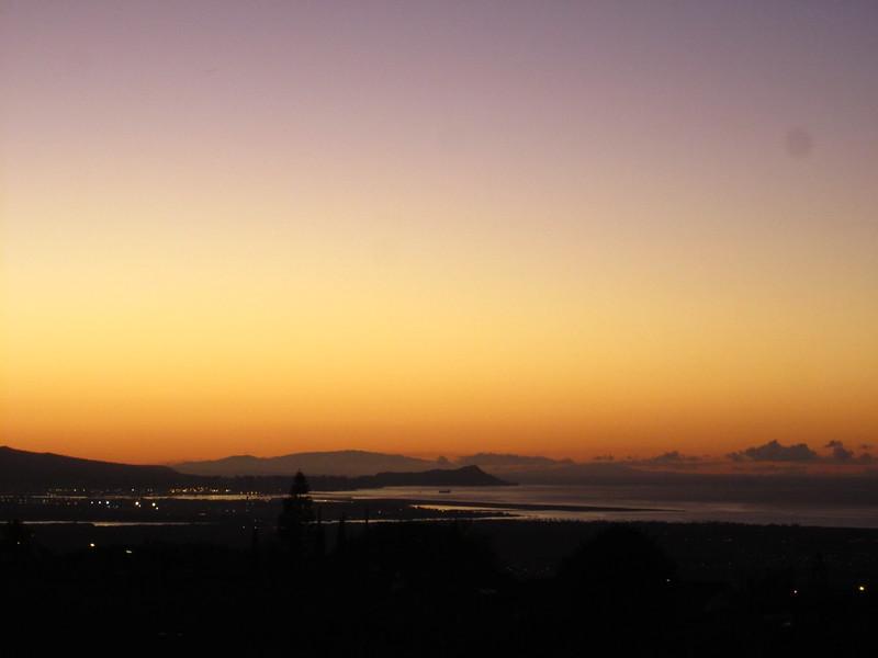 Hawaii - Sunset from Home-3.JPG